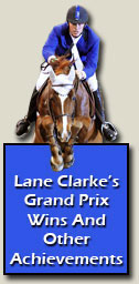 Lane Clark, Show Jumping Grand Prix Horse Trainer